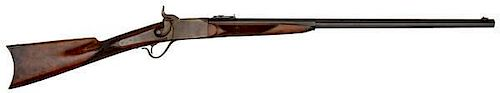 Peabody Outside Hammer Deluxe Sporting Rifle