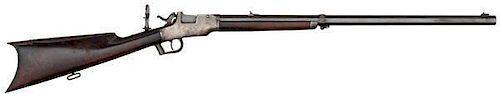 Forehand & Wadsworth Drop Breech Single Shot Rifle