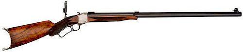 Farrow Arms No. 1 Model Off-Hand Single-Shot Target Rifle