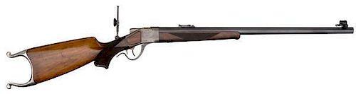 Sharps-Borchardt Model 1878 Short-Range Rifle with Documents