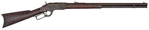 Winchester Model 1873 Rfile, Third Model