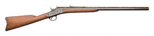 Heavy Barrel Remington No. 1 Rolling Block Sporting Rifle