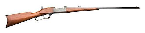 Early Savage Model 1895 Lever-Action Rifle Made by Marlin for Savage