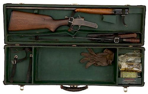 **Winchester Model 20 Junior Trapshooting Outfit