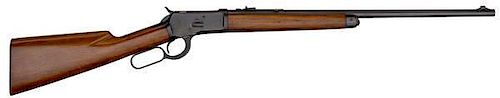 **Winchester Model 53 Lever-Action Rifle