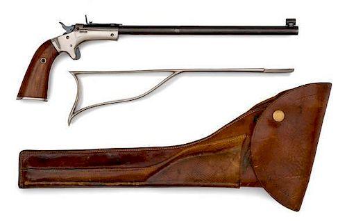 **Stevens Pocket Rifle No. 42 Second Issue