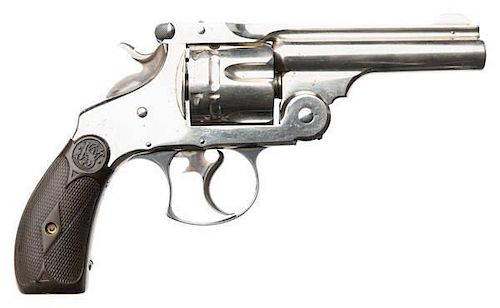 Smith and Wesson .44 Double-Action Frontier Model Revolver
