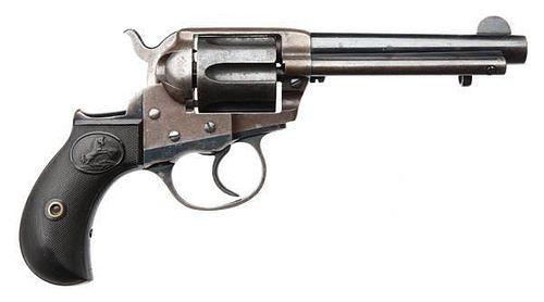 """**Colt Model 1877 """"Thunderer"""" DA Revolver"""