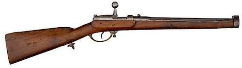 Dreyse M-57 Franco-Prussian Neddle Fire Carbine Unit Marked To The 1st Dragoon Regiment