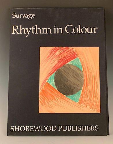 Leopold Survage Portfolio, Rhythm in Colour