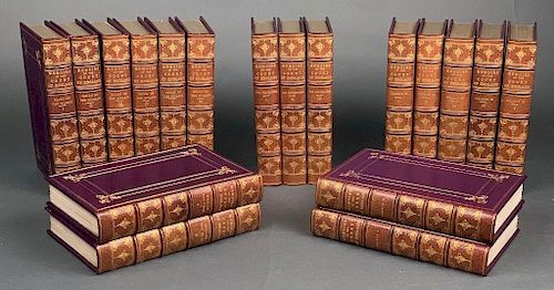 Guelph Manuscript Edition-The Courts of England Kings,
