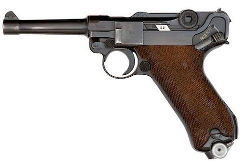 **German Luger S/42 Pistol