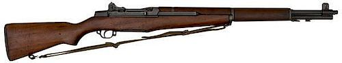 *Winchester M1 Garand Rifle