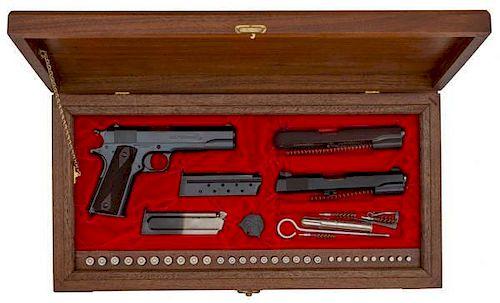 **Cased Colt Multi-Caliber Government Model 1911