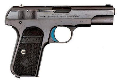 **Colt Model 1903 Pistol