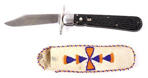 Switchblade Knife Lighter