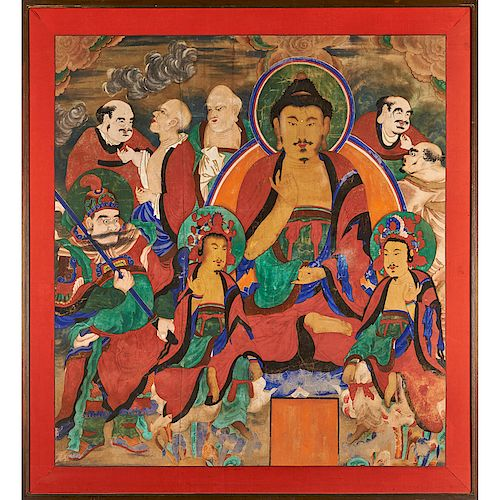 KOREAN BUDDHIST PAINTINGS