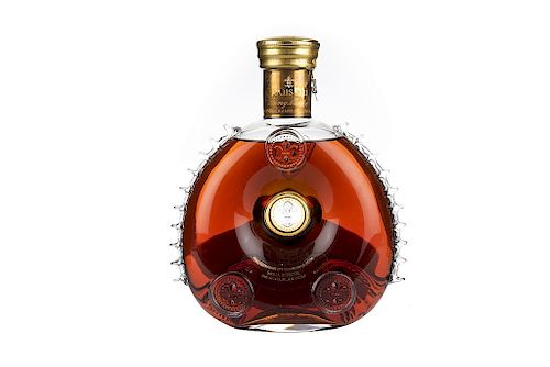 Rémy Martin. Louis XIII. Grande Champagne. Cognac. Licorera de cristal de baccarat con tapón.