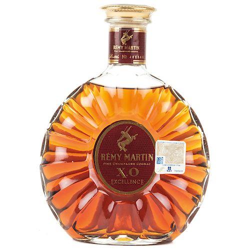 Rémy Martin. X.O. Excellence. Fine Champagne Cognac. France.