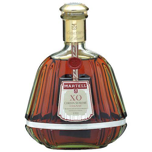 Martell Cordón Supreme. X.O. Cognac. France.
