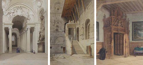 FRANZ HEINRICH (AUSTRIAN/AMERICAN, 1802-1890).