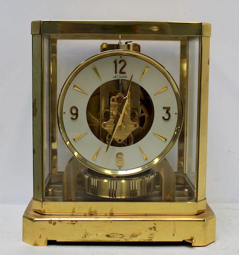 LECOULTRE Atmos Clock Serial # 176793
