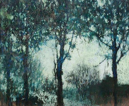 * William Showell, (Canadian, 1903-1984), Tree