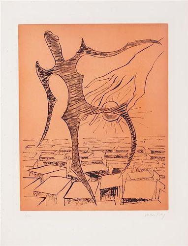 Man Ray, (American, 1890-1976), Il Rebus, 1971