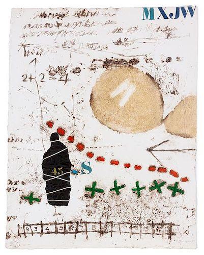 James Coignard, (French, 1925-2008), Untitled