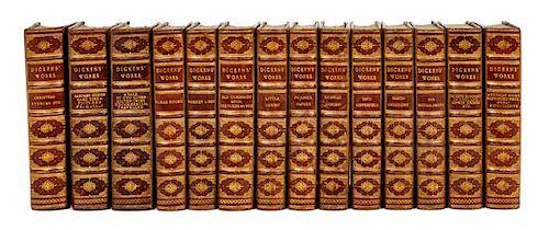 * DICKENS, Charles (1812-1870) 14 works total.