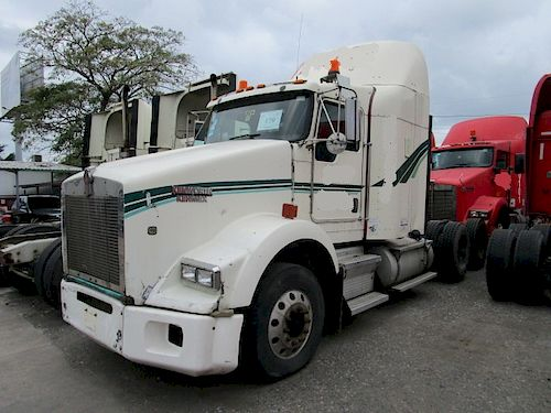 Tractocamion kenworth T800 2010