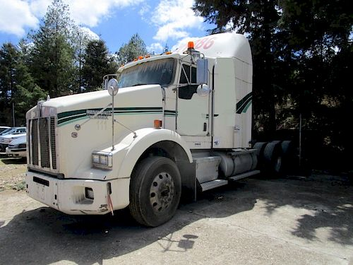 Tractocamion kenworth T800 2012