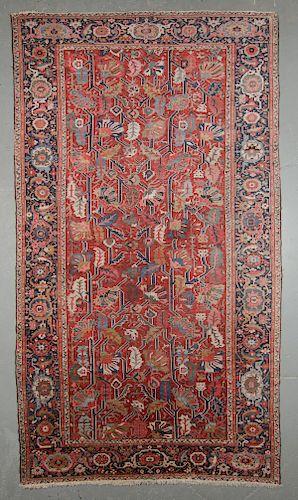 Antique Serapi Rug, Persia: 11'3'' x 19'10''