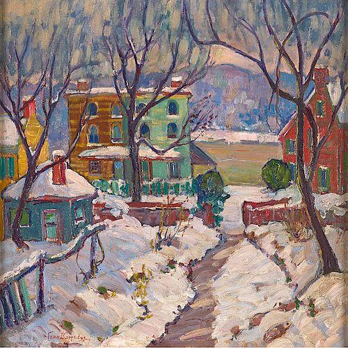 Fern Isabel Coppedge (American, 1883-1951)