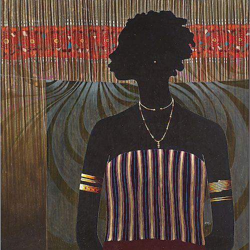 Émilcar Simil (Haitian, b. 1944)