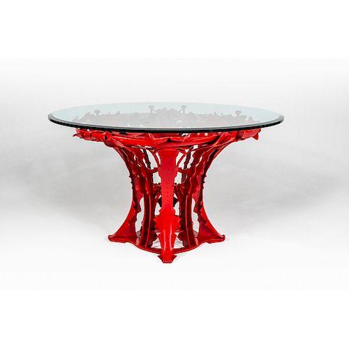 ALBERT PALEY Meridian table