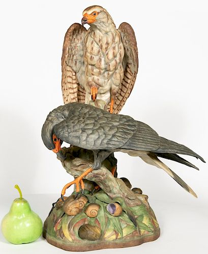 "Boehm Porcelain ""Everglades Kite"" Figurine"
