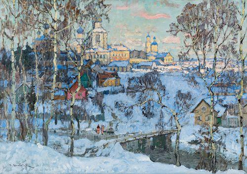 KONSTANTIN IVANOVICH GORBATOV (RUSSIAN 1876-1945)