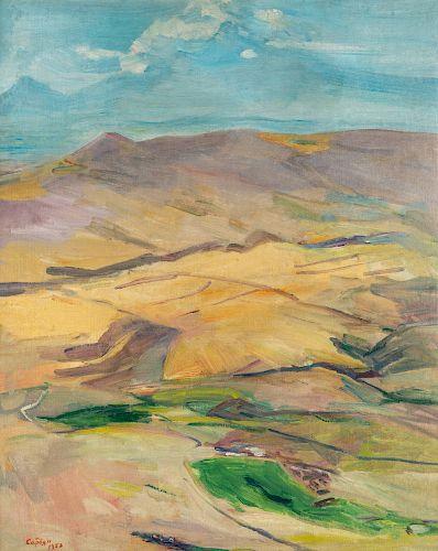 MARTIROS SARYAN (ARMENIAN 1880-1972)