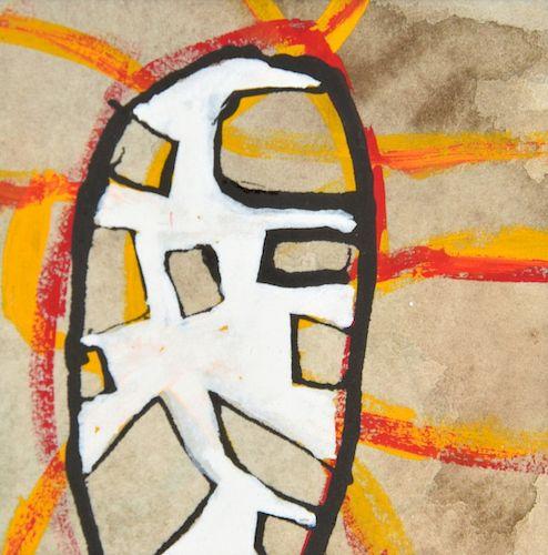 J.T. Kuroda Abstract Painting