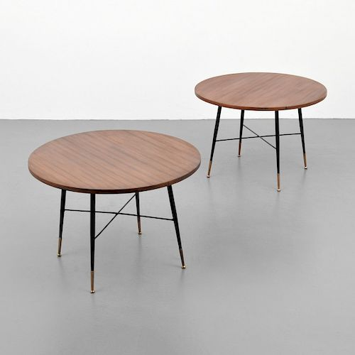 2 Occasional Tables, Manner of Ico Parisi