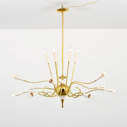 Large Chandelier, Manner of Arredoluce