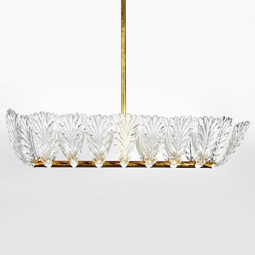 Large Chandelier, Manner of Barovier & Toso
