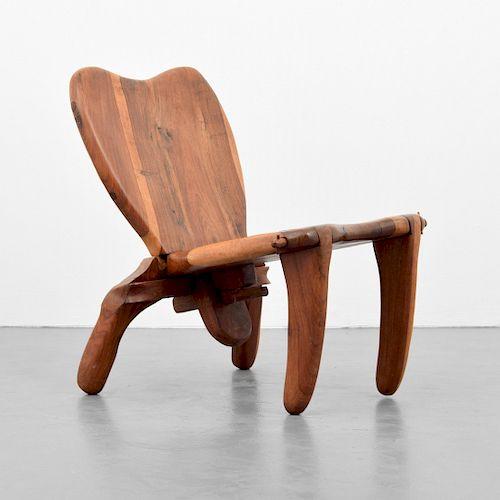 Rare Don Shoemaker Lounge Chair