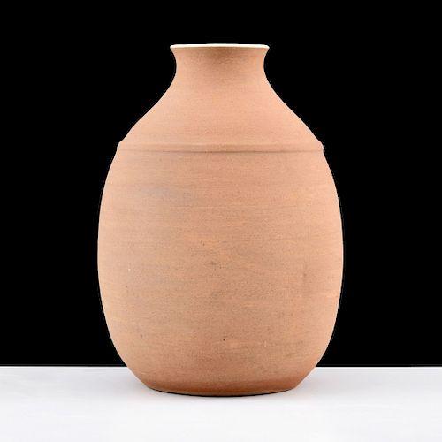 Large Bruno Gambone Vase/Vessel