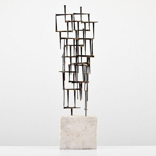 Brutalist Sculpture, Manner of Silas Seandel