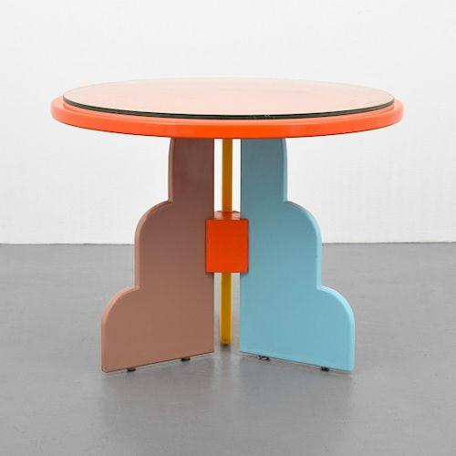 Milo Baughman Memphis-Style Side/Occasional Table