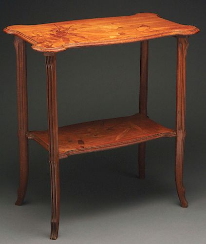Galle Marquerty Table.