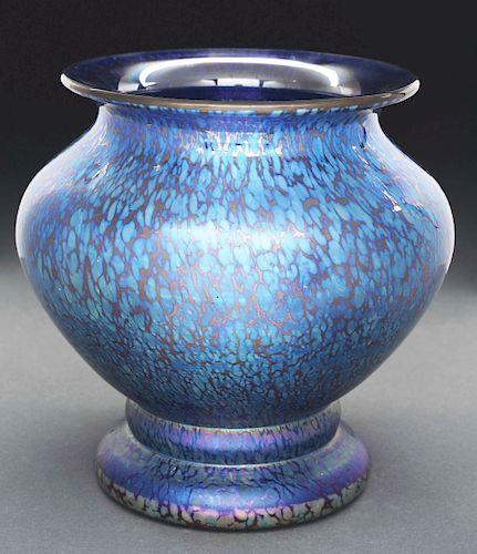 Loetz Papillon Vase.