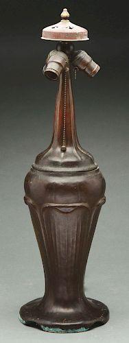 Handel Lamp Base.